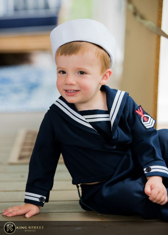 They Looked So Cute In Their Little Sailor Suits Baby