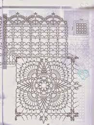 Risultati immagini per como unir cuadraditos de crochet - Cuadraditos de crochet ...