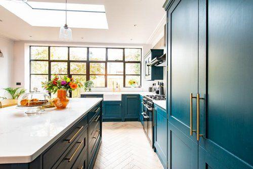 Best Lily Pebbles Kitchen — Herringbone Kitchens Kitchen 640 x 480