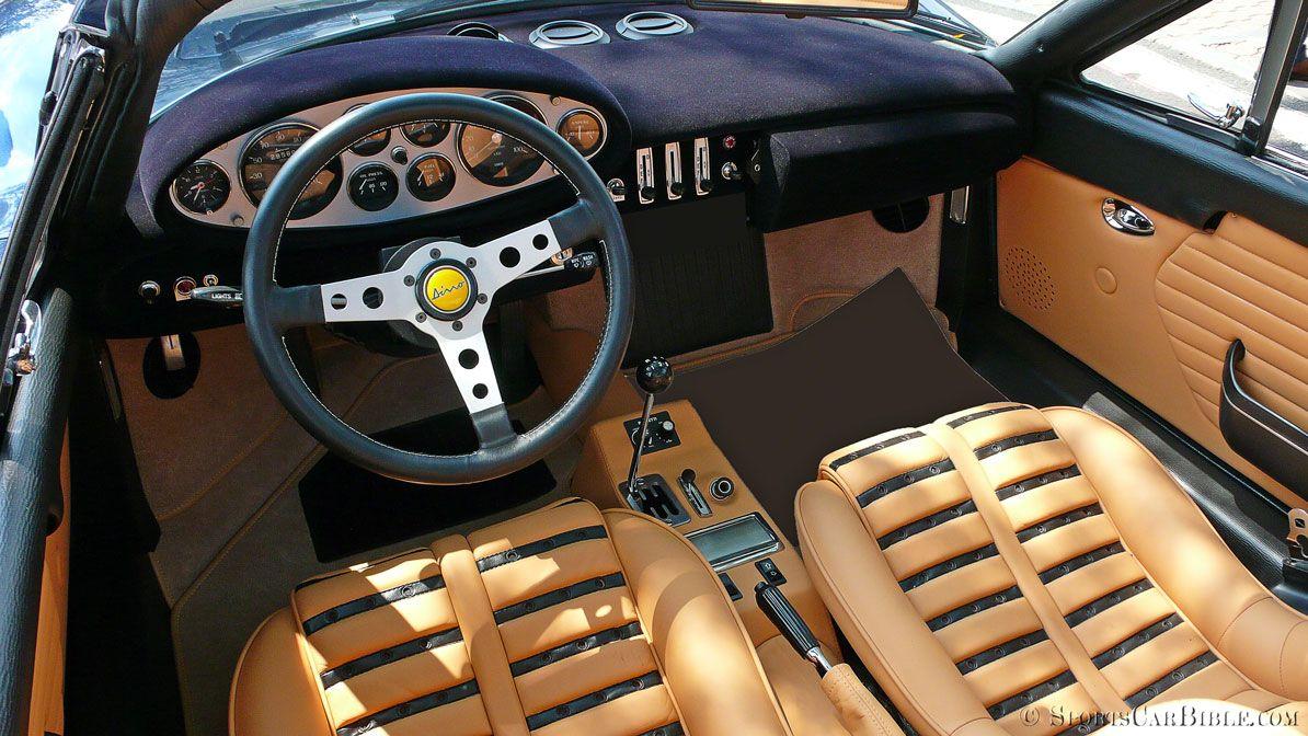 Ferrari Dino 246 Gts Ferrari Motor Car Dinos