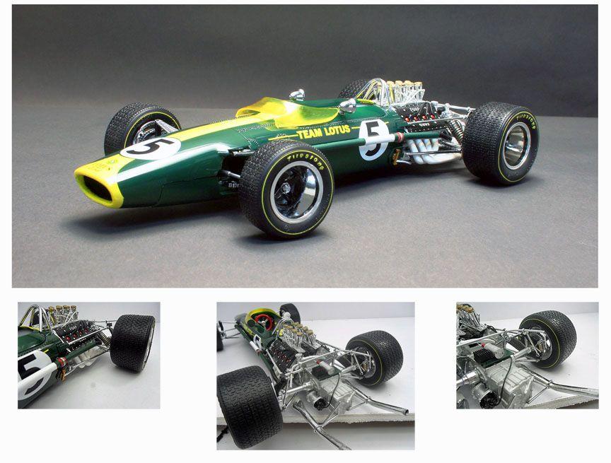 Lotus 49 1 1661351a Jpg | MODEL RACING CARS | Pinterest | Lotus ...