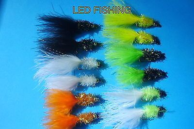 12 x #longshank rainbow warrior #fishing #flies size 10  (002),  View more on the LINK: 	http://www.zeppy.io/product/gb/2/161838982329/