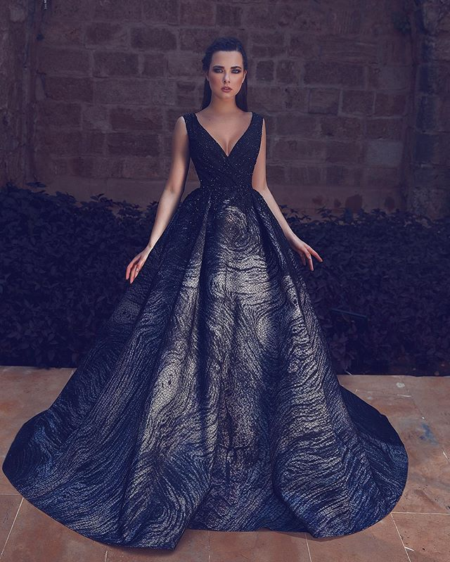 Said Mhamad Saidmhamadofficial A New Light Beauty In Modes Instagram Post Download Saveig Fancy Dresses Long Evening Gown Dresses Formal Wear Dresses
