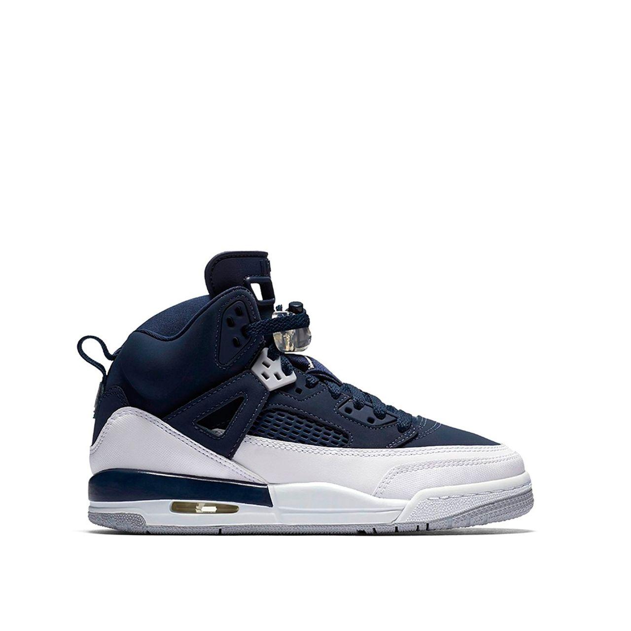 best sneakers be0ed 26858 ICYMI  Nike Air Jordan Spizike GS (Midnight Navy   Weiß)
