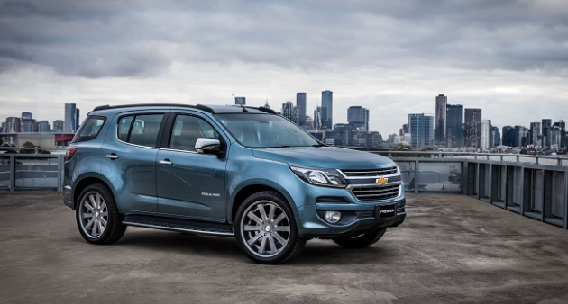 2018 Chevy Trailblazer Release Date Price And Redesign