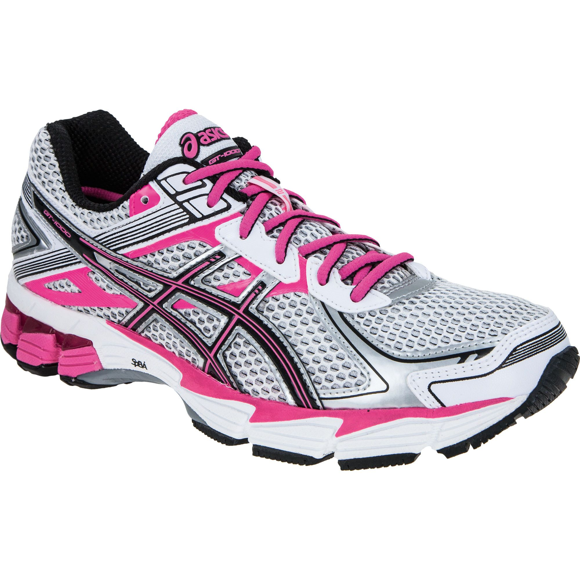 Gt-1000 2 Asics- Pink running shoes