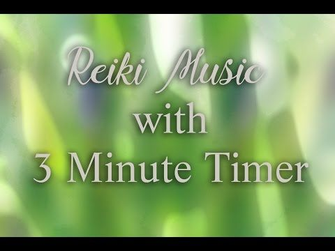 Reiki Healing Music with 24 x 3 minute Tibetan Bell Timer - 1 hour