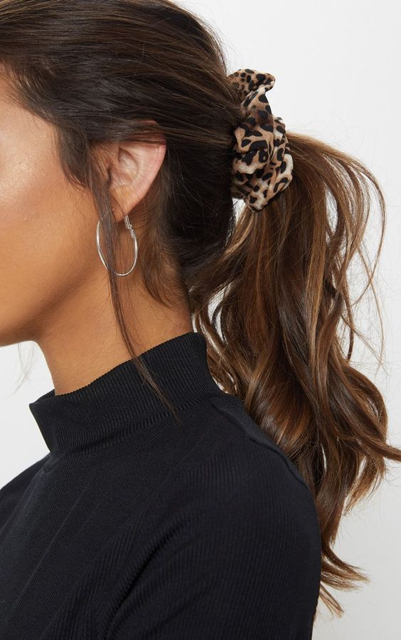 The 12 Most Stylish Scrunchies to Wear This Fall