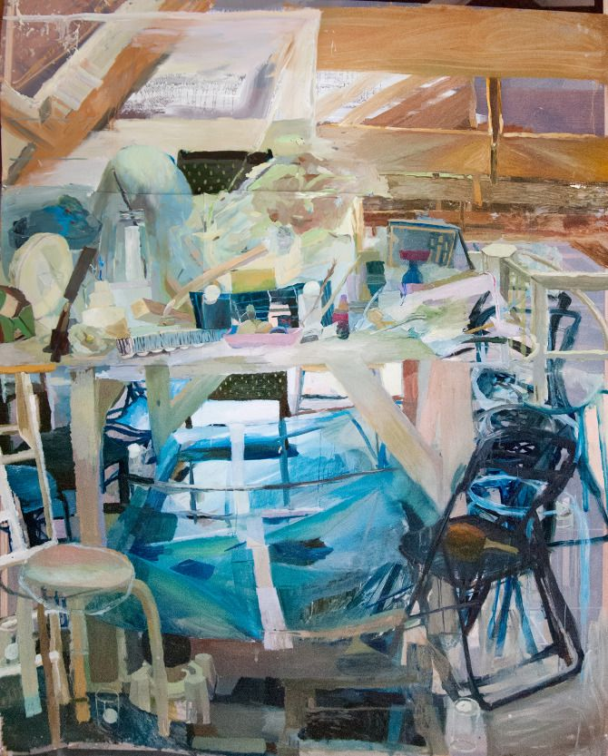 Pin By Cow House Studios On Cow House Artists Painting Painting Inspiration Contemporary Art