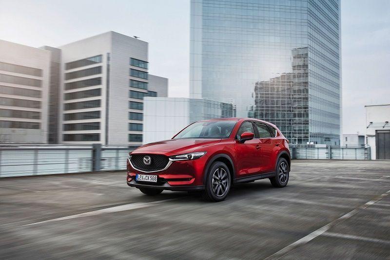 Mazda dezvăluie noul CX5 la Geneva Mazda, Geneva, Cars