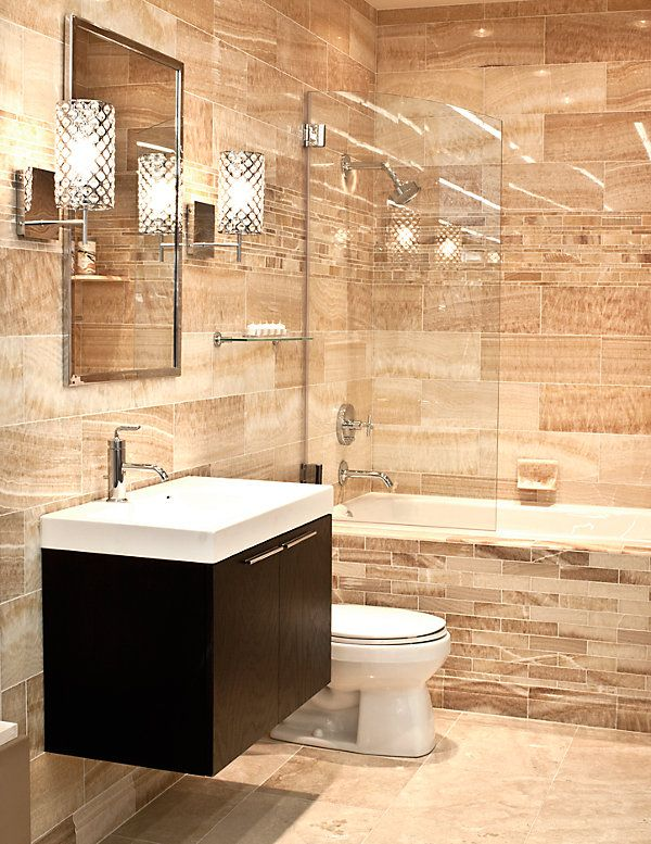 Like The Bathtub Tile Surround For Maybe The Quot Guest