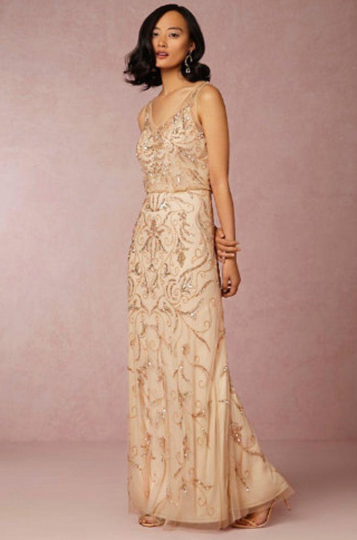 Wedding dresses with gold   vestidos que toda chica obsesionada con Disney querría usar en