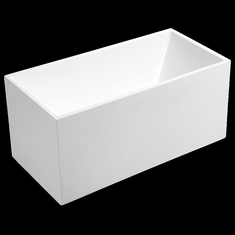 Find Mondella 1500 X 750 X 600mm Rococo Square Edge Freestanding Bath At  Bunnings Warehouse.