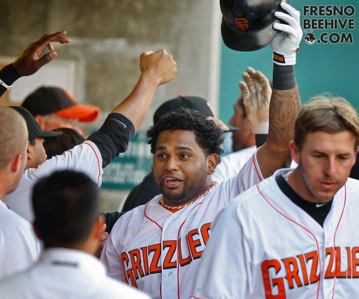 Pablo Sandoval (2012) Fresno Grizzlies rehab stint (With