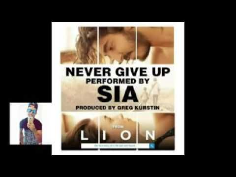 She Never Disappoints Sia Never Give Up From The Lion
