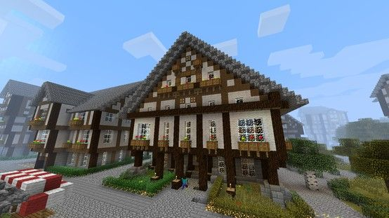 Really nice house designs - #minecraft | Minecraft Houses, etc ...