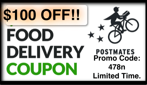 100 Free Delivery Credit Food Alcohol And Most Anything Coffee Delivery Discount Coffee Delivery