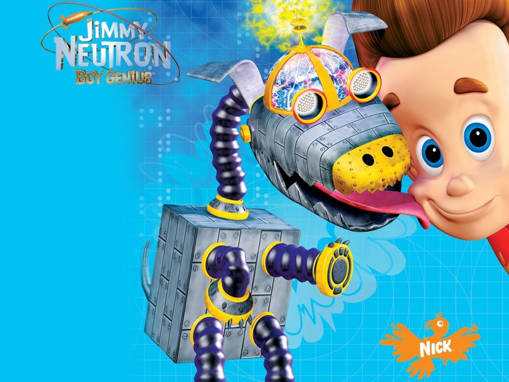 Pin By Natalie Medard The Leader Tom On Jimmy Neutron Boy Genius 2001 Jimmy Neutron Nickelodeon Cartoons Disney Wallpaper