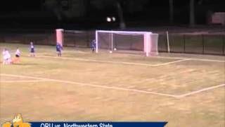 Women's Soccer Highlights vs. Northwestern State (10/05/12) and Sam Houston State (10/07/12)