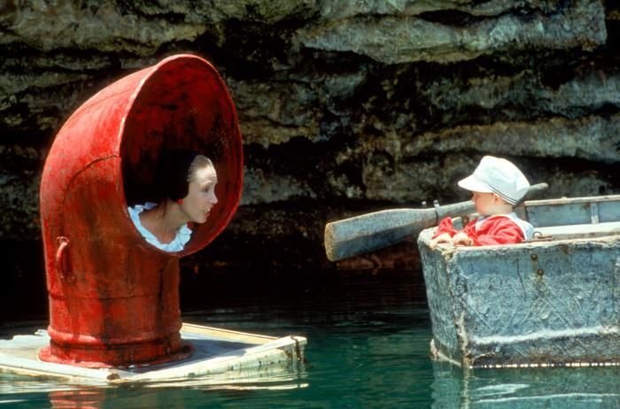 """Shelly Duvall And Wesley Ivan Hurt From """"Popeye"""""""