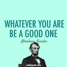 Lincoln just said right.