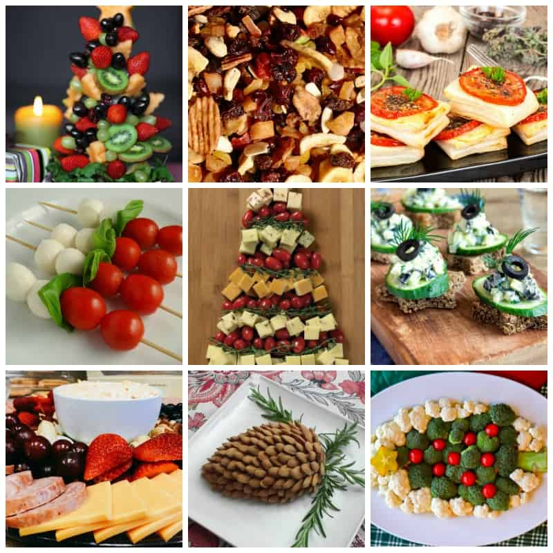20 Christmas Food Ideas and Dishes around the world with