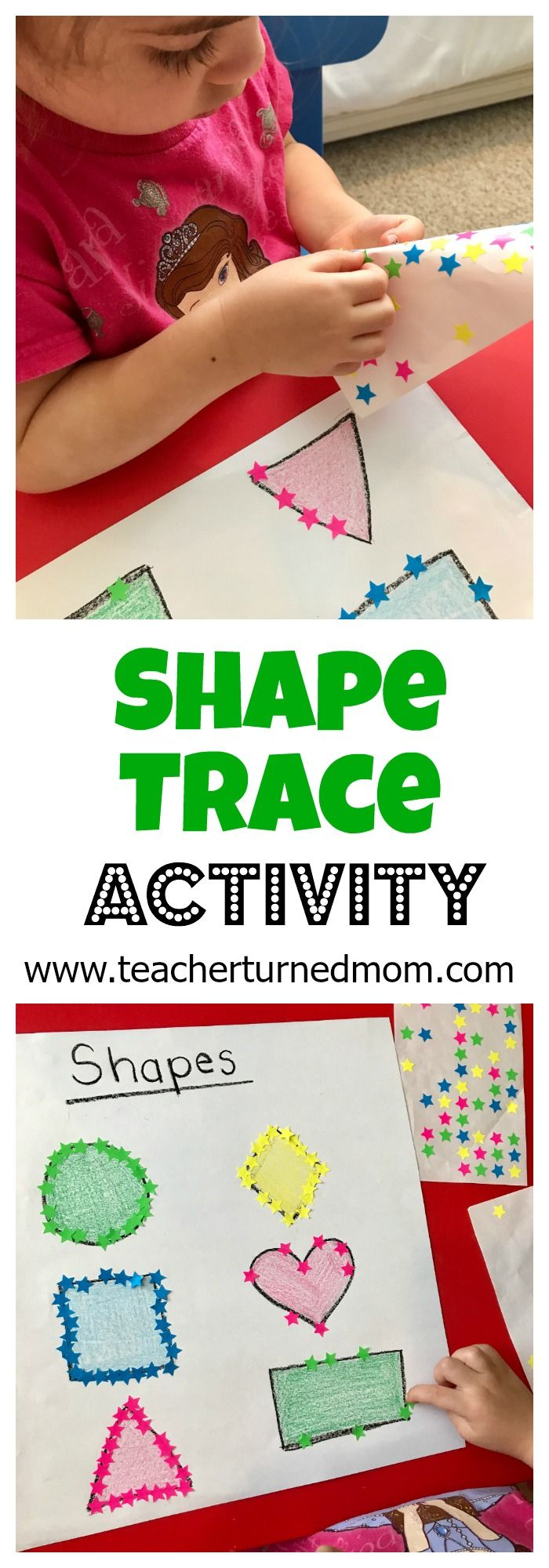 Help teach your child about shape attributes with this quick and ...