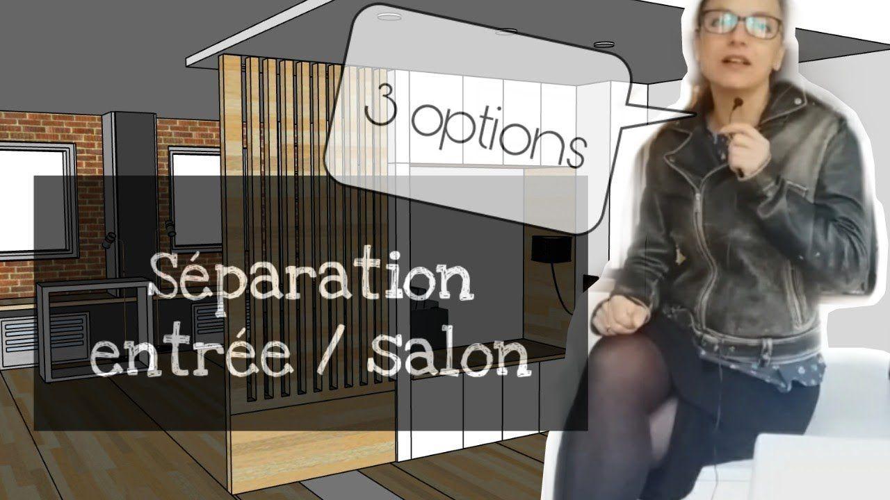 Faire Une Separation Entre 2 Pieces comment créer une entrée dans un espace ouvert? 3 options de