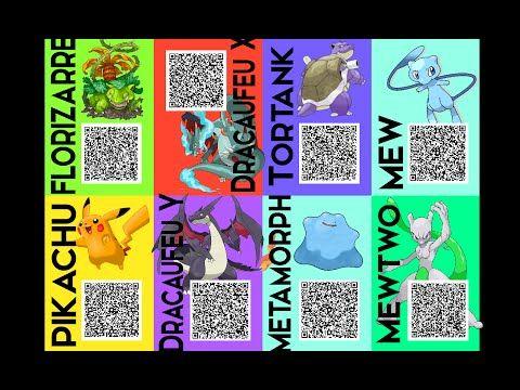 qr code pokemon ultra moon 20 points