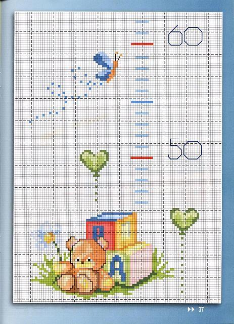 metro bimbo giochi (1) - magiedifilo.it punto croce uncinetto schemi gratis  hobby creativi 1d67d0f0d983