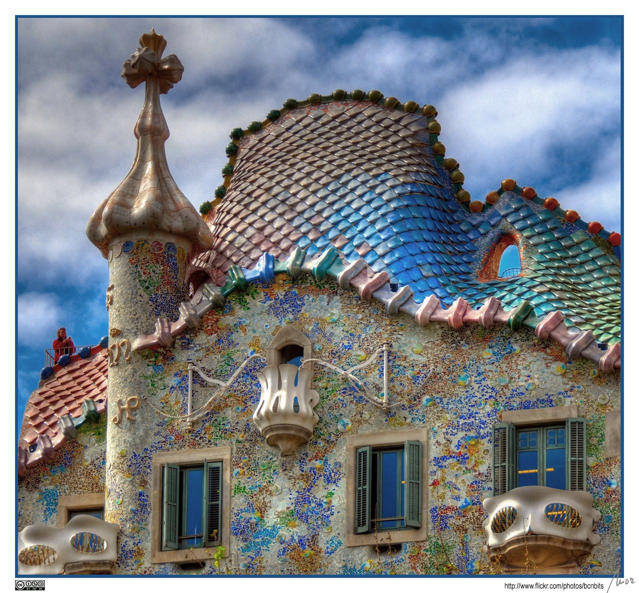 GAUDÍ ARCHITECTURE - ESPAÑA (Spain)