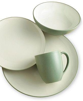 Noritake Dinnerware Colorwave Green Coupe Collection  sc 1 st  Pinterest & Noritake Dinnerware Colorwave Green Coupe Collection | Dishes ...