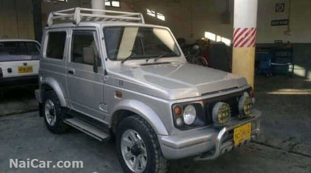 Suzuki Jeep For Sale In Pakistan