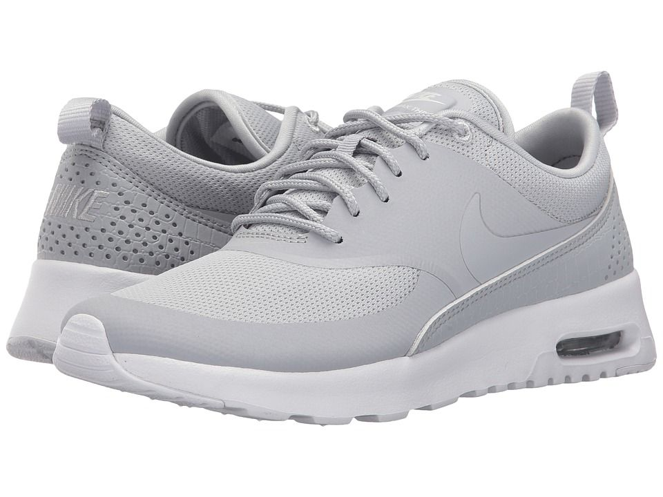 Nike Air Max Thea Women's Shoes Wolf GreyWolf GreyWhite