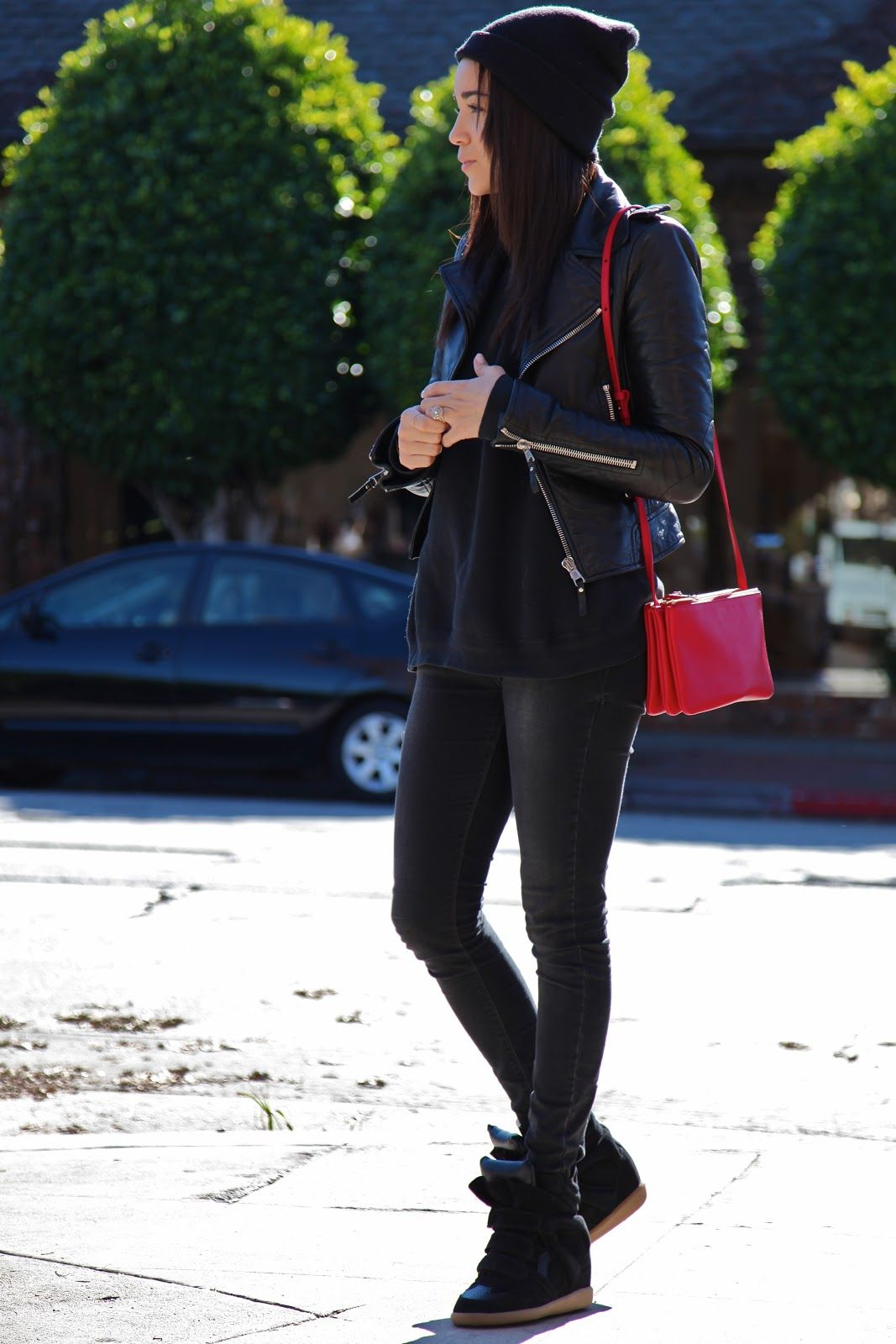 Buy How to wedge my wear sneakers pictures trends