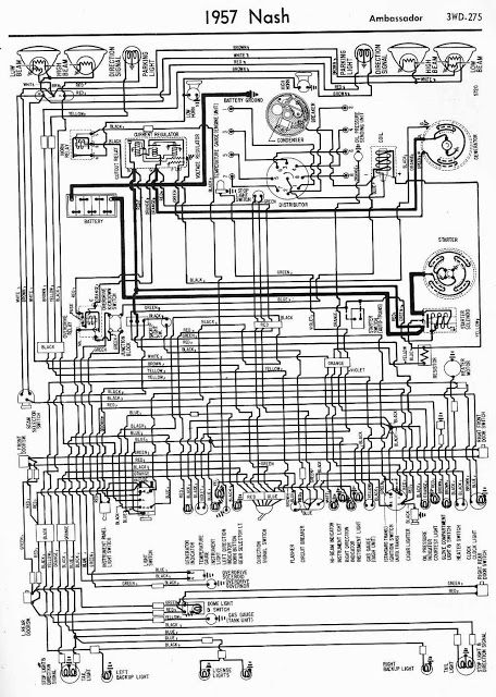 Nash Trailer Wiring Diagram - All Wiring Diagram on