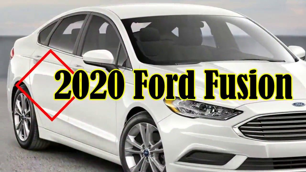 [Must Watch] 2020 Ford Fusion FORD Cancelled The Planned