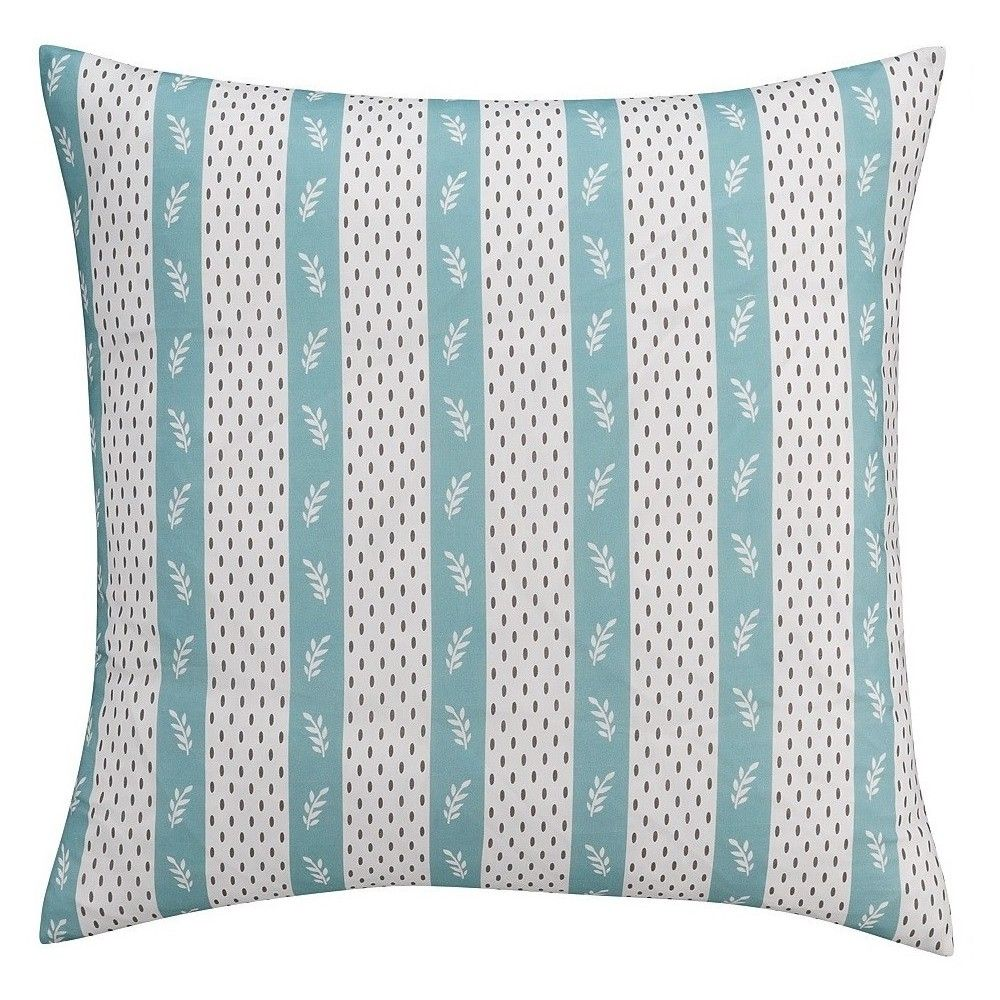 Seedling by thomaspaul curiosities dotted stripe toss pillow