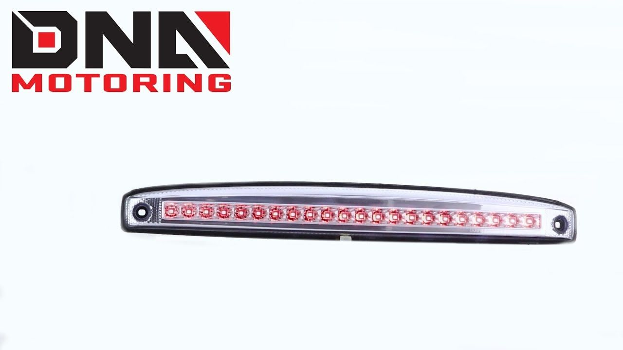 Dna Motoring 03 06 Dodge Ram 2500 3500 Led Chrome Tailgate Light Brake Lamp Dodge Ram 2500 Led Dodge Ram