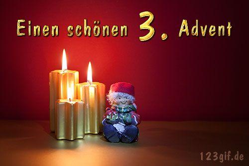 kurze sprüche zum 3 advent