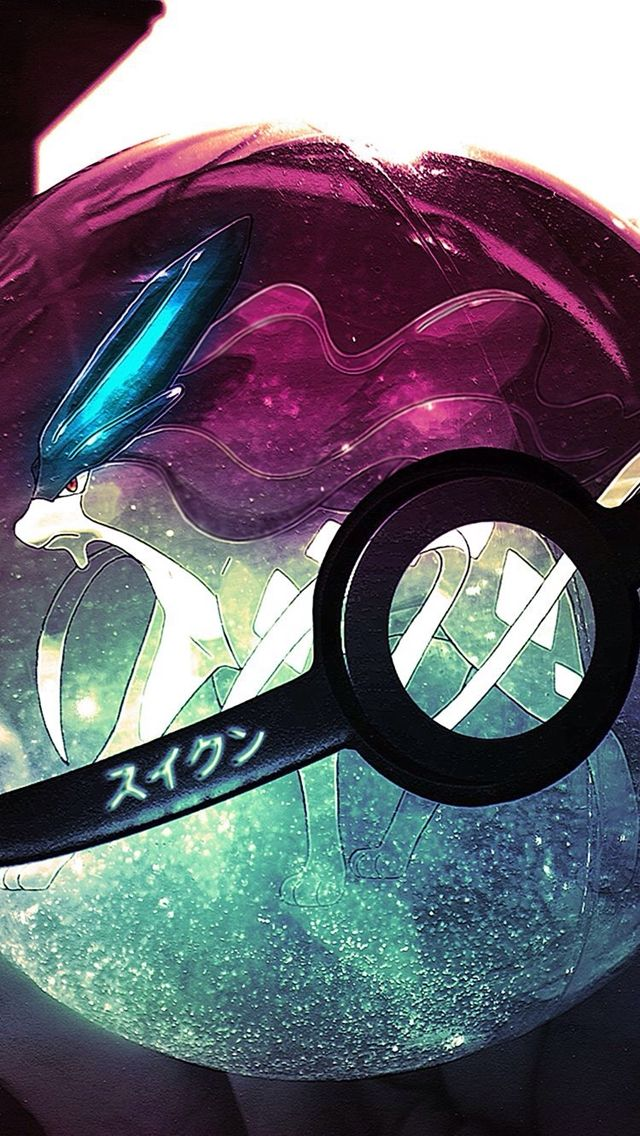 Suicune In Pokeball Check Out Pokemon Cute IPhone Wallpapers