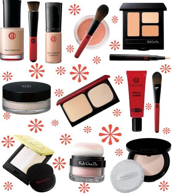 Koh Gen Do Beauty Brand Spotlight