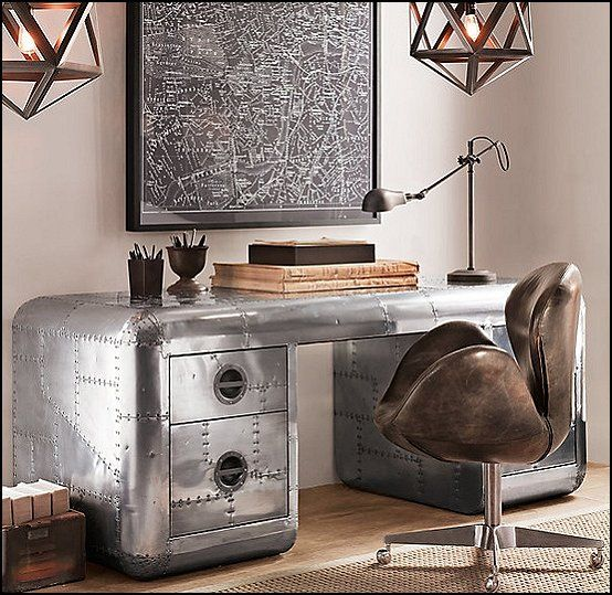 industrial chic furniture ideas. Decorating Theme Bedrooms - Maries Manor: Industrial Style Ideas Chic Decor Furniture U