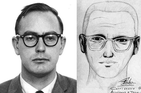 The Zodiac Killer Was Identifi Is Listed Or Ranked 1 On The
