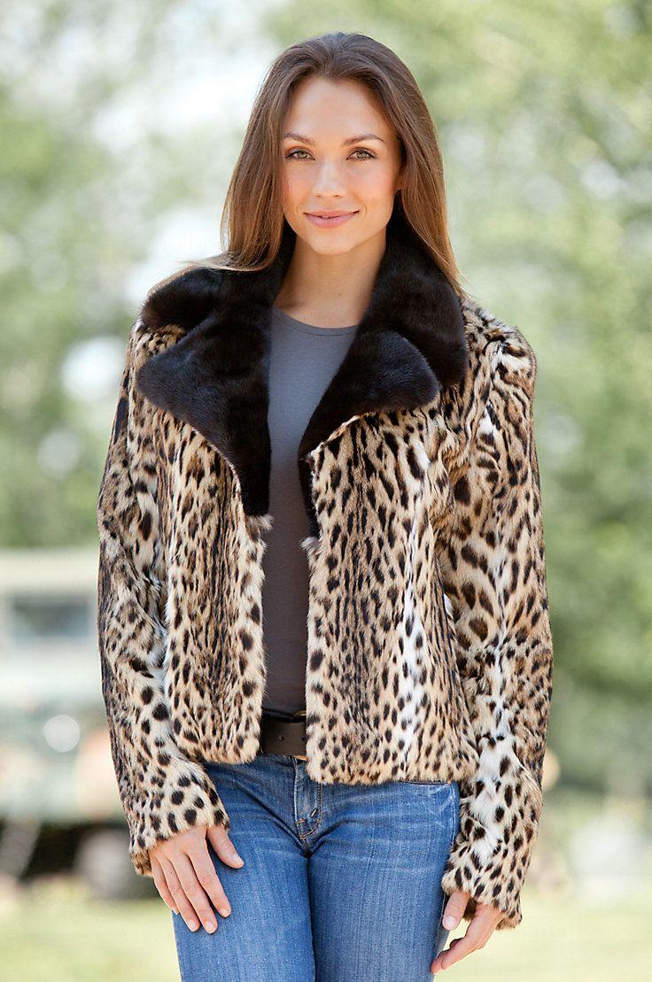 Asian mink or its fur