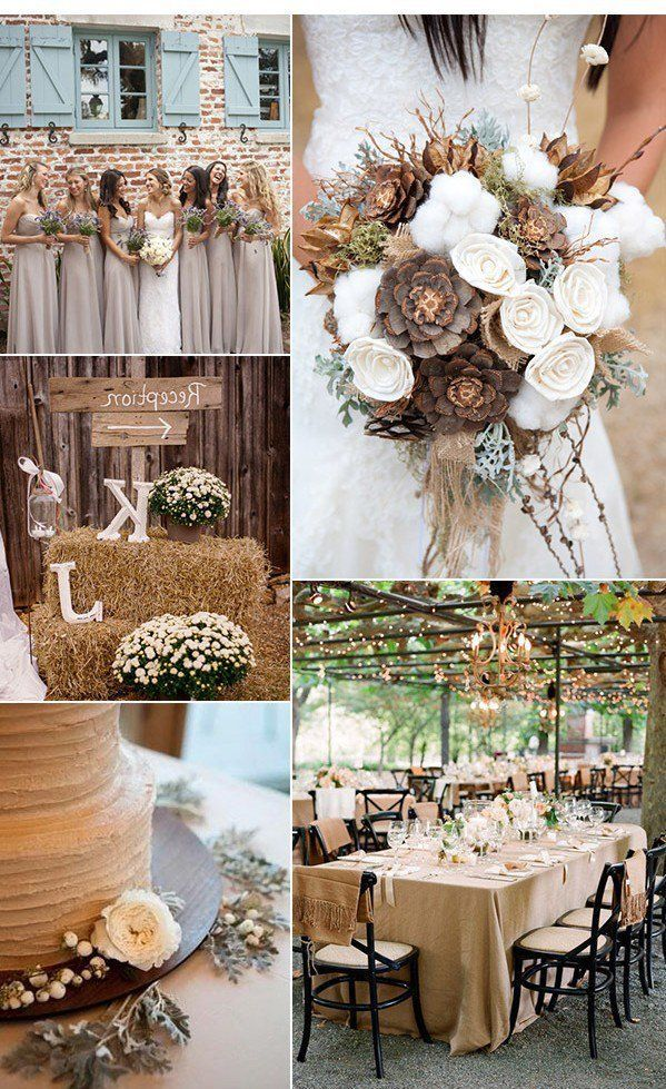 Meine Hochzeit Im Herbst 50 Ideen Fur Atemberaubende Hochzeitsdeko Vintage 2019 Meine Hochz Fall Wedding Colors Wedding Themes Fall September Wedding Colors