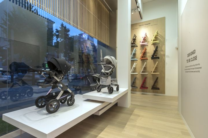 Stokke Flagship Store by The North Alliance and Reactor Retail, Seoul – South Korea » Retail Design Blog