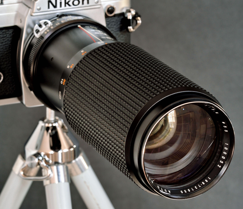 Nikon Ais 100 300mm F 5 6 Macro Telephoto Zoom Lens 4 Nikon F Etsy Telephoto Zoom Lens Zoom Lens Lens