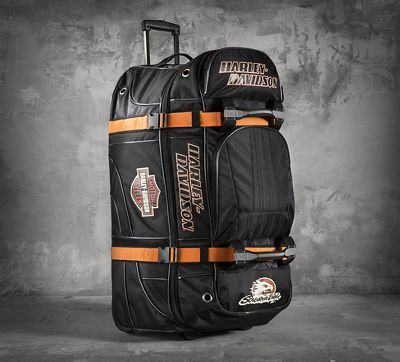 equipment bag hdoffrederick harley davidson bags and. Black Bedroom Furniture Sets. Home Design Ideas