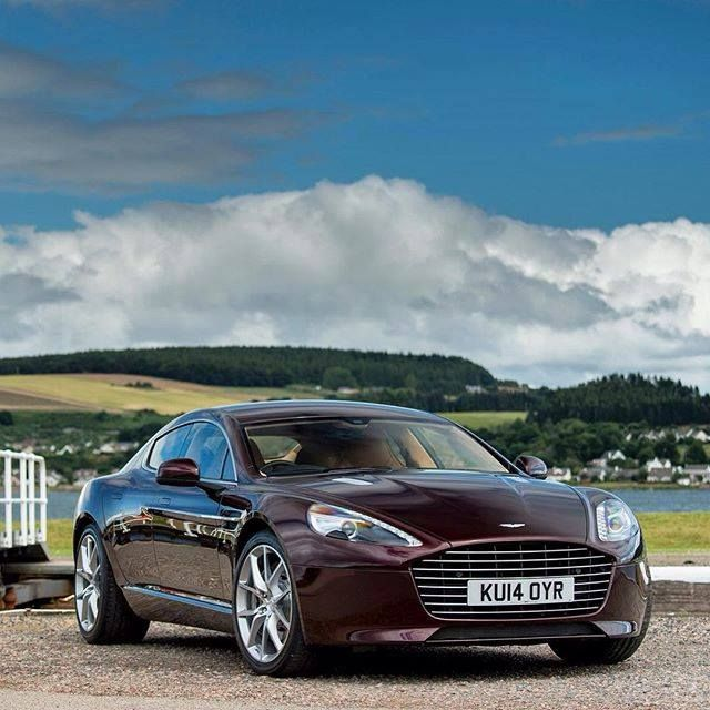 #motorsquare #oftheday : #AstonMartin #Rapide S What Do